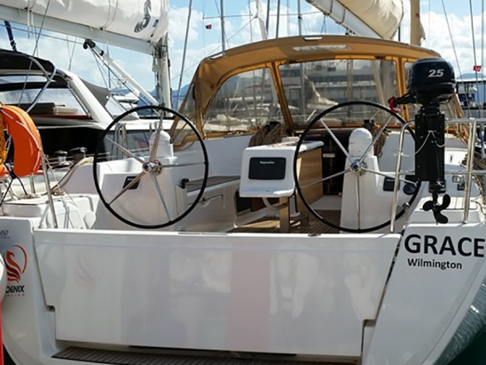 Dufour Dufour 450 GL between personal and professional Fethiye