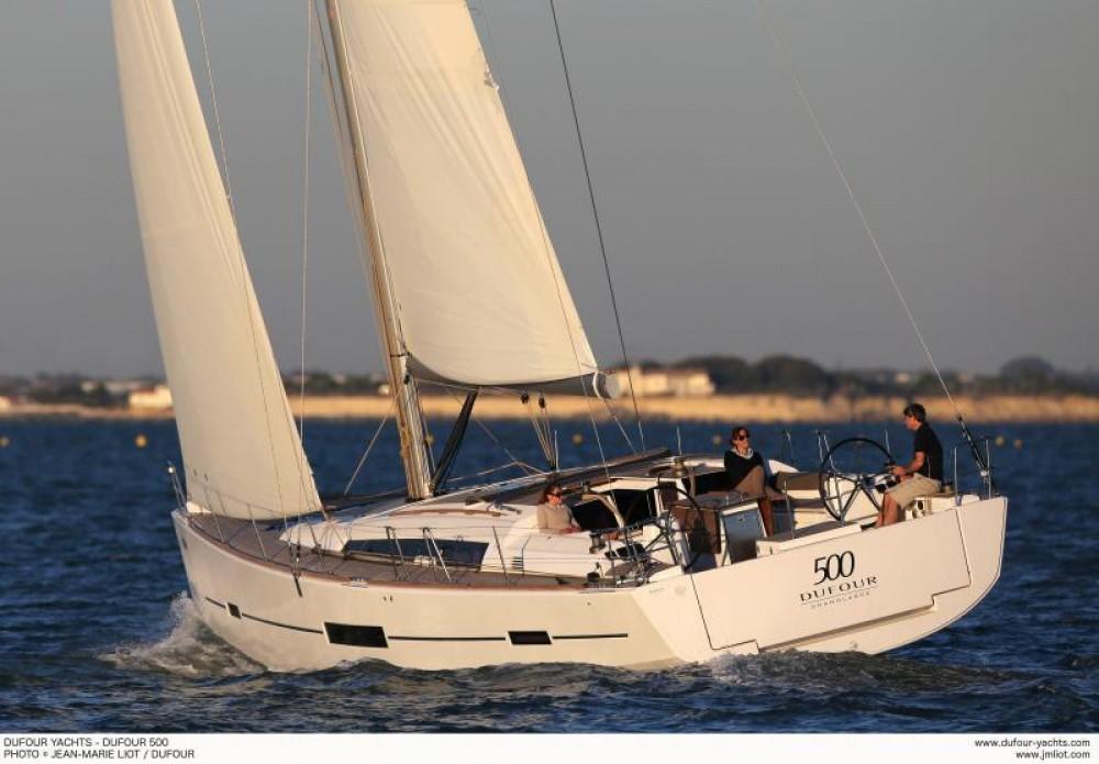 Rental Sailboat in Marmaris - Dufour Dufour 500 GL