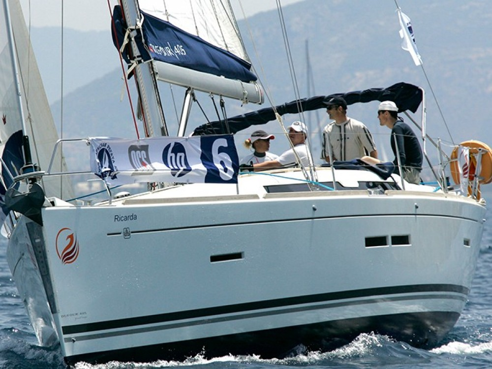 Rental Sailboat in Fethiye - Dufour Dufour 405 Grand Large