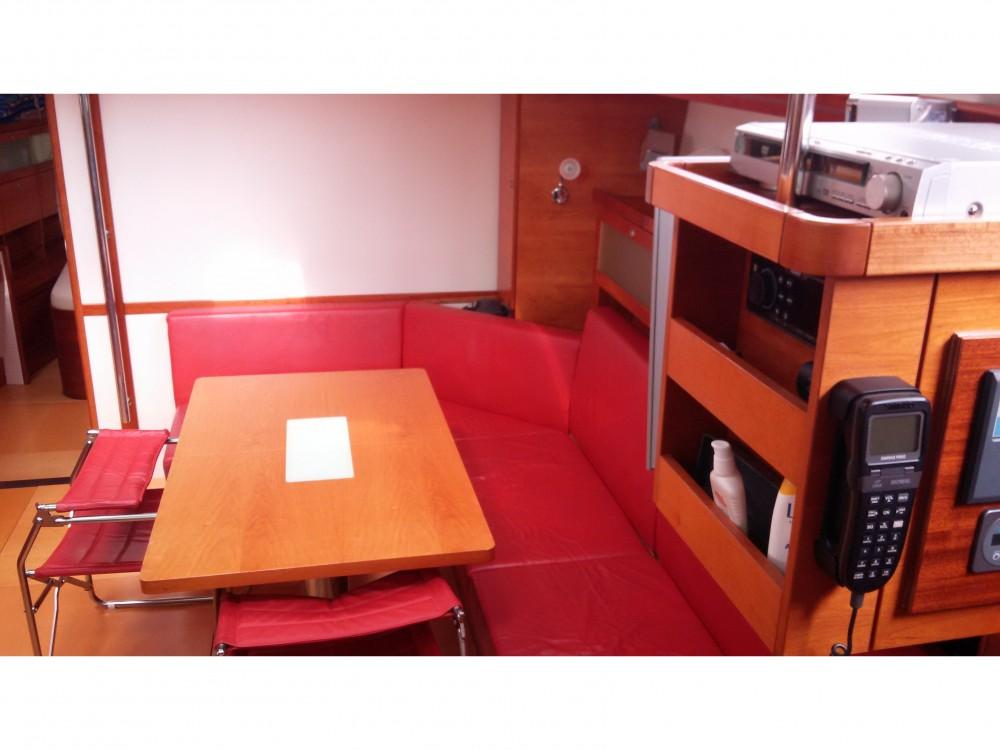 Boat rental Rogoznica cheap Hanse 531