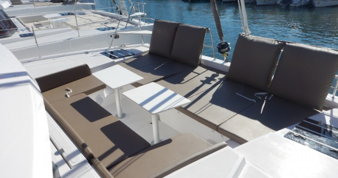 Hire Catamaran with or without skipper Bali Catamarans Rogoznica