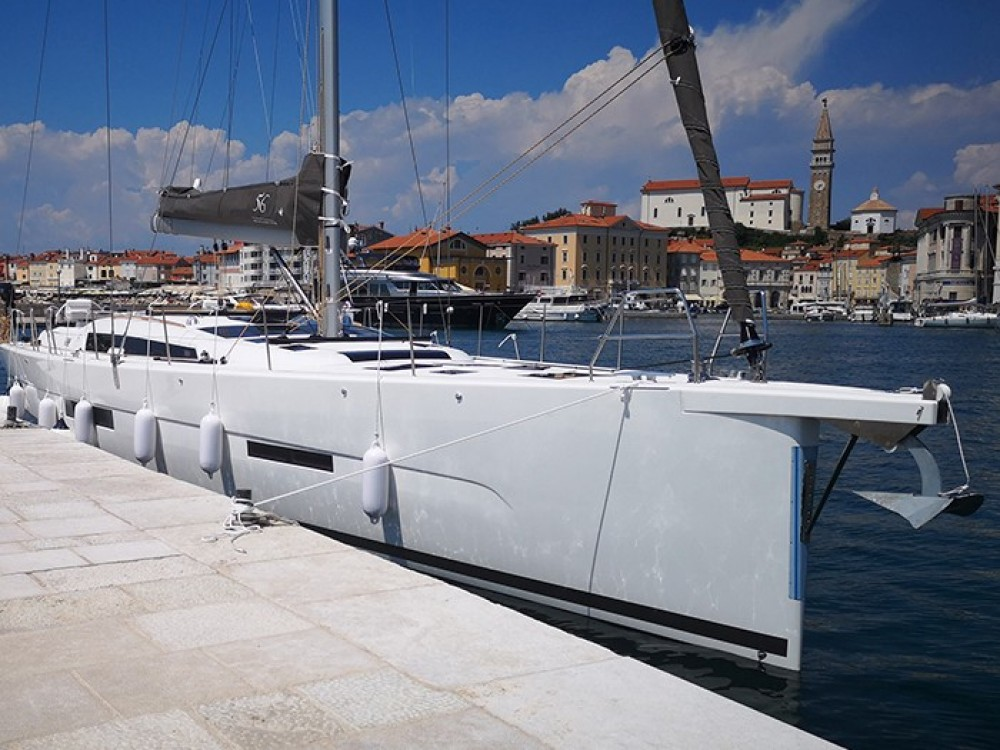 Boat rental Dufour Dufour 56 Exclusive in Rogoznica on Samboat