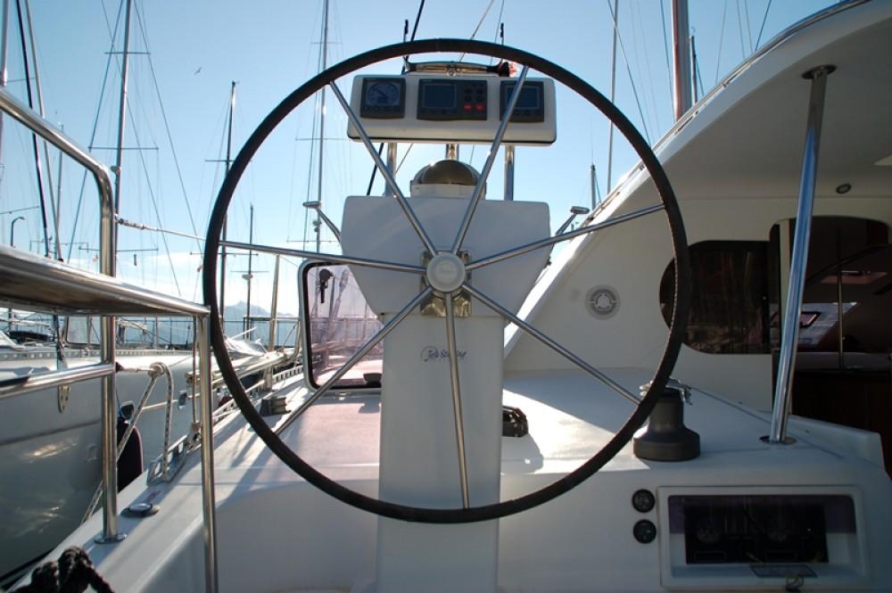 Rental Catamaran in Marmaris - Nautitech Nautitech 47