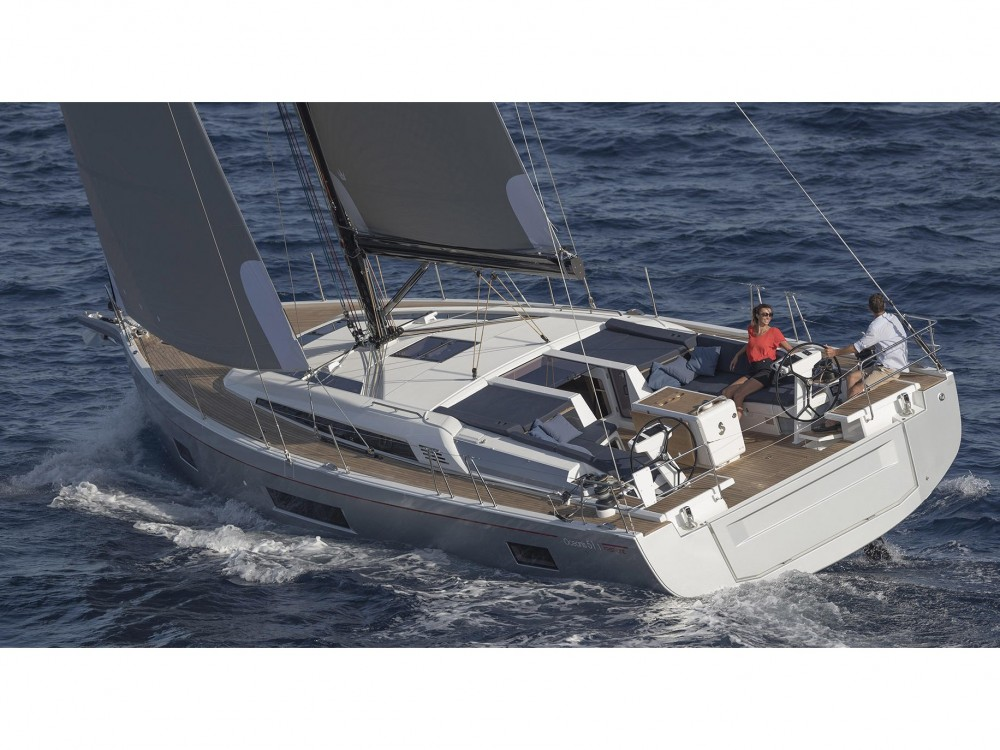 Rental Sailboat in Álimos - Bénéteau Oceanis 51.1