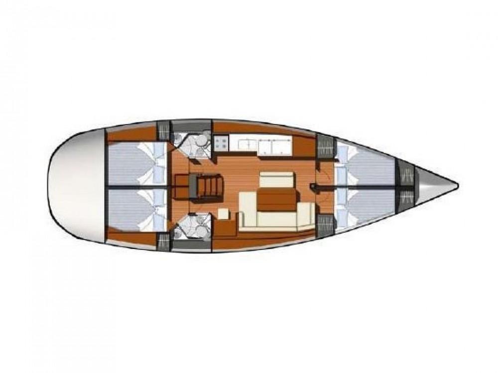 Boat rental  cheap Jeanneau - Sun Odyssey 44