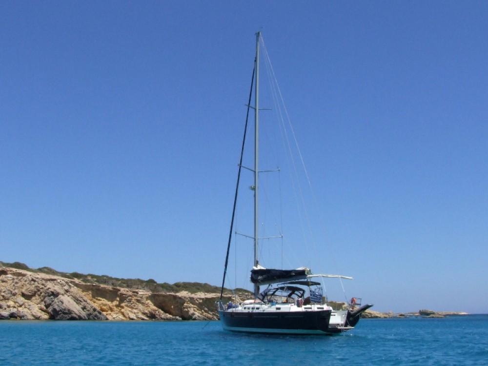 Rental yacht Álimos - Bénéteau Beneteau 57 on SamBoat