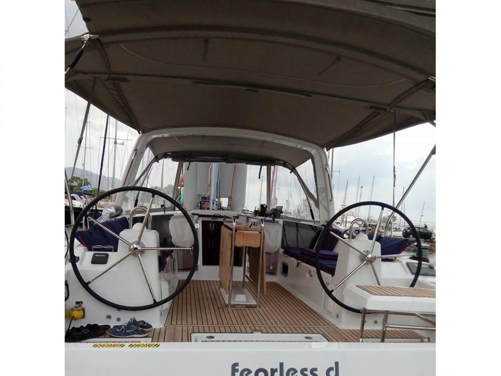 Boat rental  cheap Beneteau - Oceanis 41.1