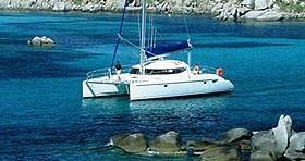 Boat rental Fountaine Pajot Lavezzi 40 in Nettuno on Samboat