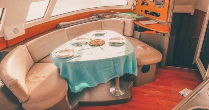 Rental Catamaran in Nettuno - Fountaine Pajot Lavezzi 40