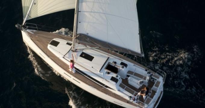 Rental Sailboat in Ko Chang - Jeanneau Jeanneau Sun Odyssey 409