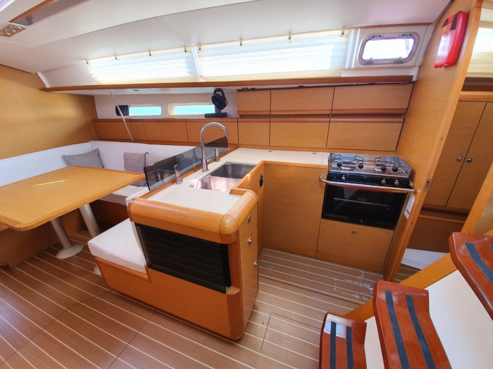Jeanneau Jeanneau Sun Odyssey 409 between personal and professional Thailand