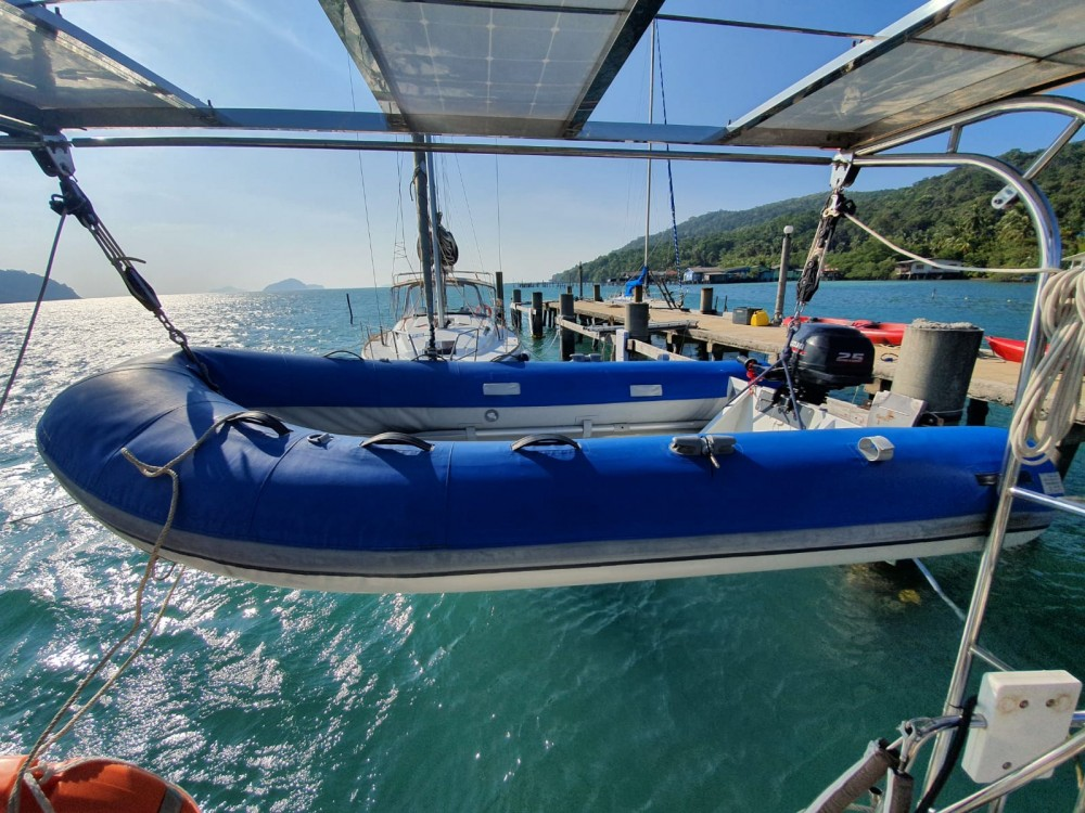 Hire Sailboat with or without skipper Jeanneau Thailand