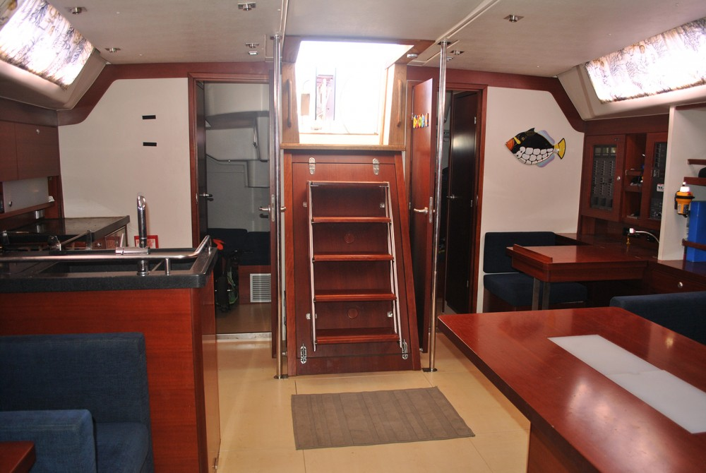 Hire Sailboat with or without skipper Hanse Ko Samui