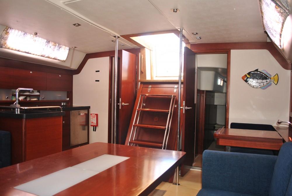 Boat rental Ko Samui cheap Hanse 540e