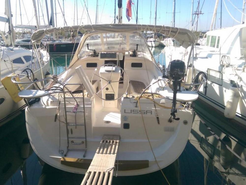 Boat rental Elan Elan 384 Impression in  on Samboat