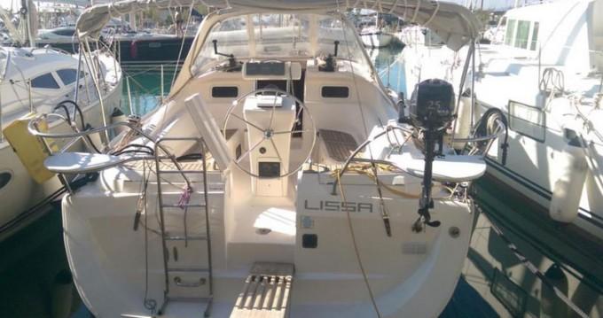 Boat rental Elan Impression 384 in Baška Voda on Samboat