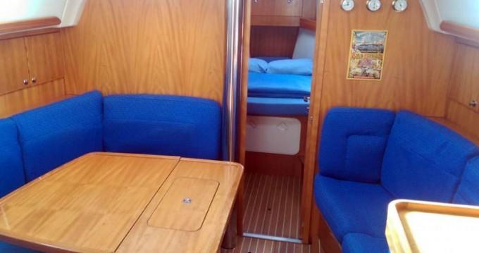 Rental Sailboat in Baška Voda - Elan Impression 384