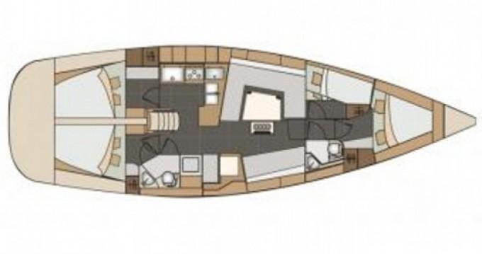 Rental yacht Baška Voda - Elan Impression 45 on SamBoat