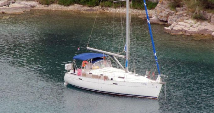 Hire Sailboat with or without skipper Bénéteau Baška Voda