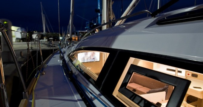 Rental Sailboat in Baška Voda - Elan Impression 45