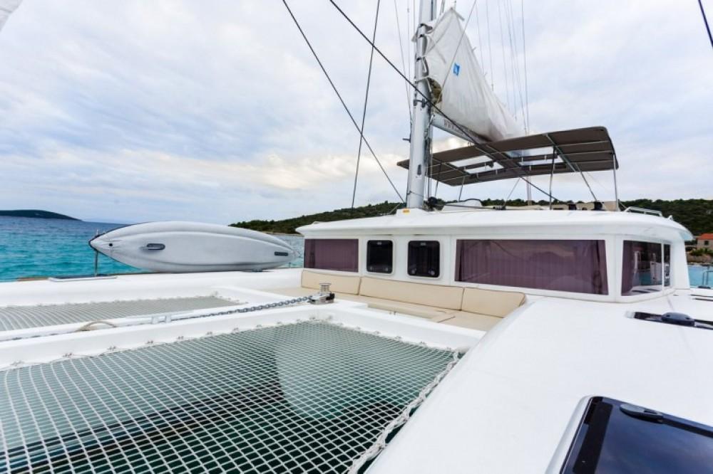 Rental yacht Baška Voda - Lagoon Lagoon 450 on SamBoat