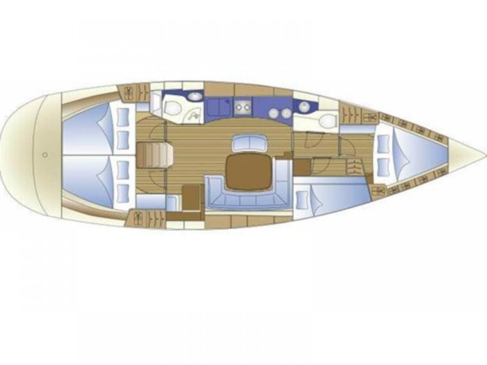 Rental yacht Baška Voda - Bavaria Bavaria 44 on SamBoat