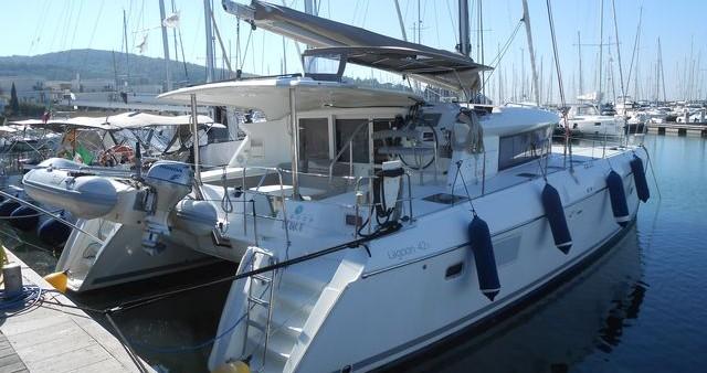 Rental yacht Nettuno - Lagoon Lagoon 421 on SamBoat