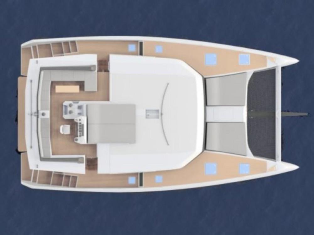 Boat rental Primošten cheap Dufour 48 Catamaran