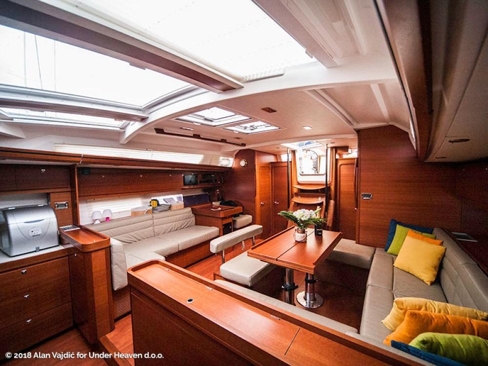 Rent a Dufour Dufour 560 Grand Large Primošten
