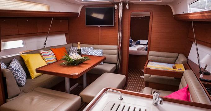 Rental yacht Primošten - Dufour Dufour 412 Grand Large on SamBoat