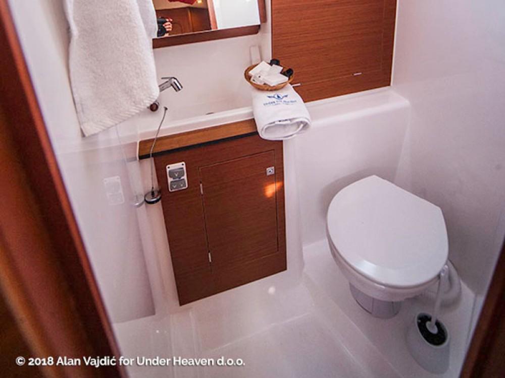 Rental yacht Primošten - Dufour Dufour 460 Grand Large on SamBoat