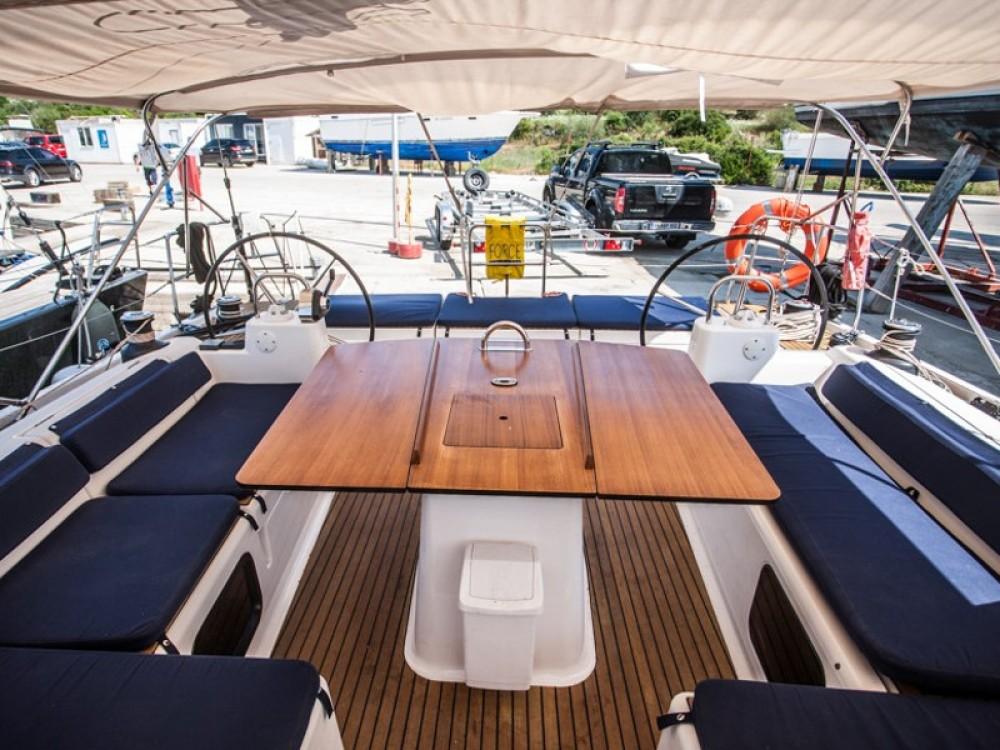 Boat rental Primošten cheap Dufour 56 Exclusive