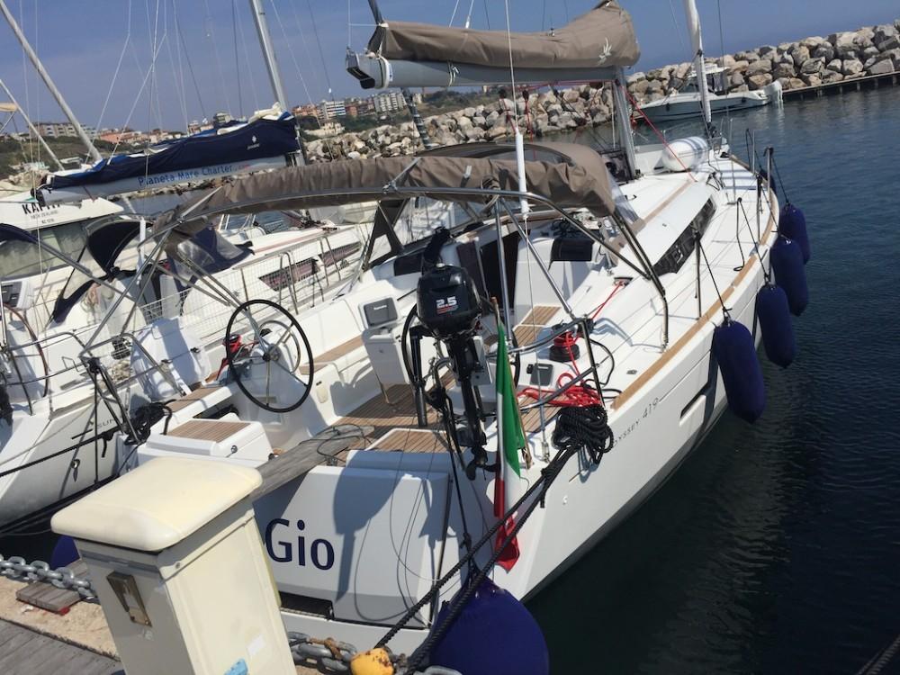Rental yacht Piombino - Jeanneau Sun Odyssey 419 on SamBoat