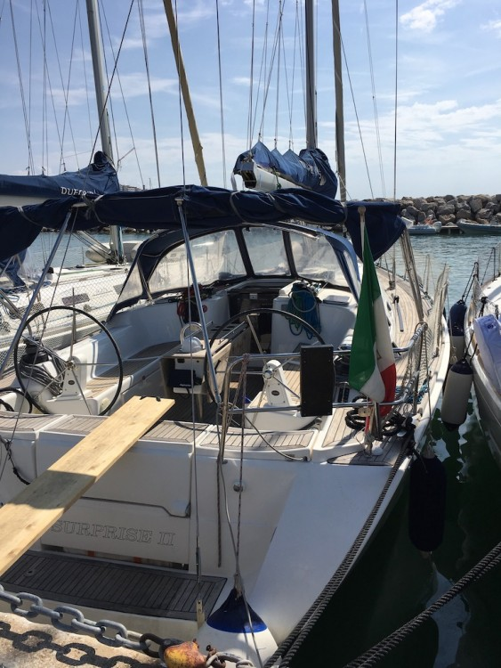 Rental yacht Piombino - Dufour Dufour 425 on SamBoat