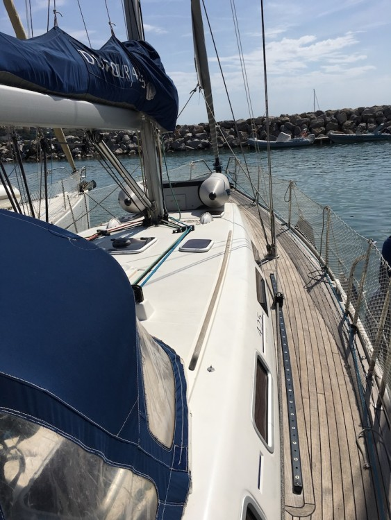 Boat rental Piombino cheap Dufour 425