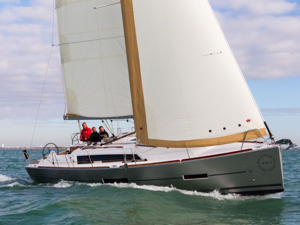 Boat rental Primošten cheap Dufour 382 GL