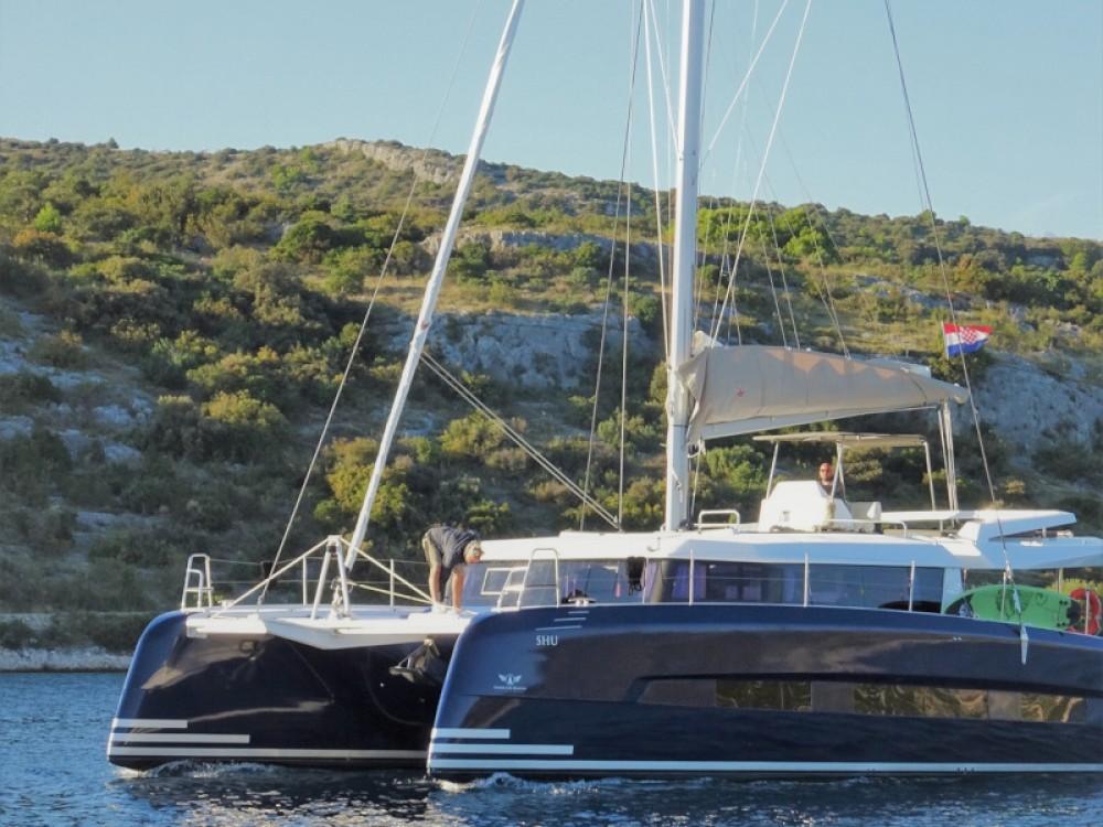 Dufour Dufour 48 Catamaran between personal and professional Primošten