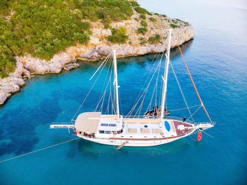 Boat rental  Gulet Tranquility in Bodrum on Samboat