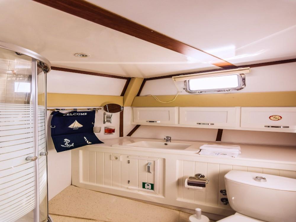 Rental Sailboat in Bodrum -  Gulet Tranquility