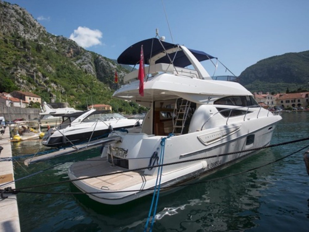 Rental yacht Kotor - Jeanneau Prestige 50 Fly on SamBoat