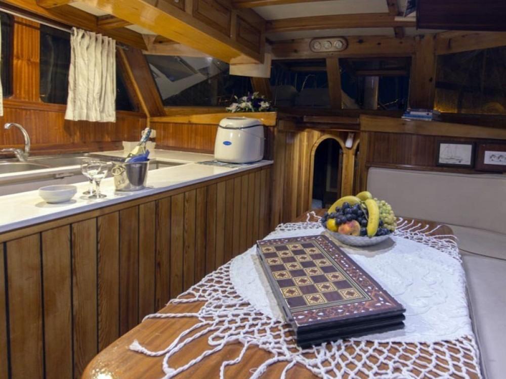 Boat rental  Gulet Tifil in Bodrum on Samboat