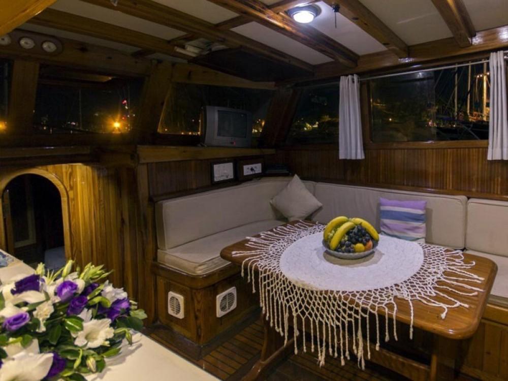 Rental yacht Bodrum -  Gulet Tifil on SamBoat