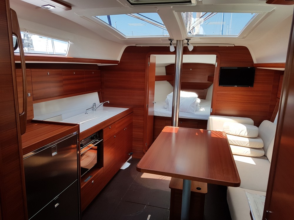 Boat rental Medulin cheap Dufour 382 Grand Large