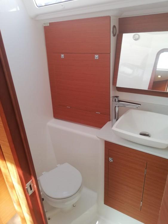 Boat rental Kaštel Gomilica cheap Dufour 460 Grand Large