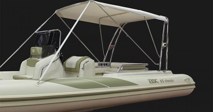 Boat rental Medulin cheap BSC 65
