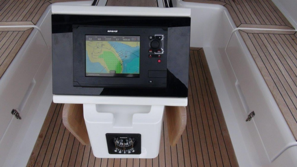 Boat rental Hanse Hanse 455 in  on Samboat