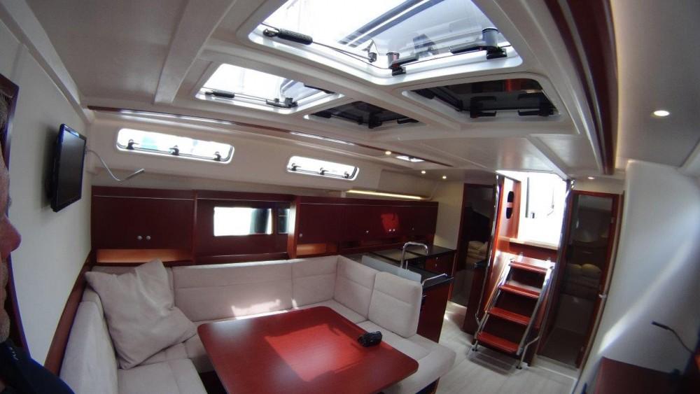 Rental Sailboat in  - Hanse Hanse 455