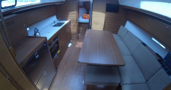 Dufour Dufour 382 Grand Large between personal and professional Dubrovnik