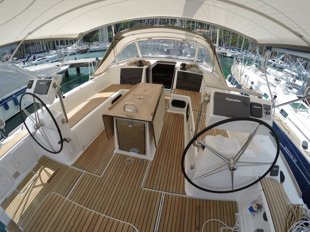 Boat rental Komolac cheap Dufour 512 Grand Large
