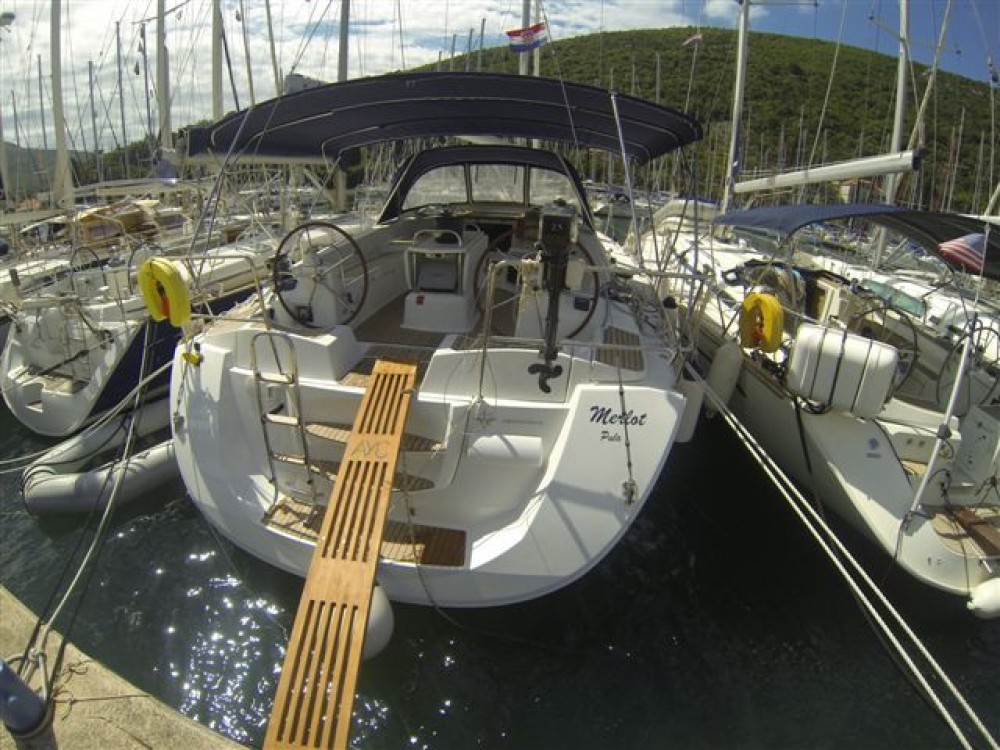 Rental Sailboat in Dubrovnik - Jeanneau Jeanneau 53